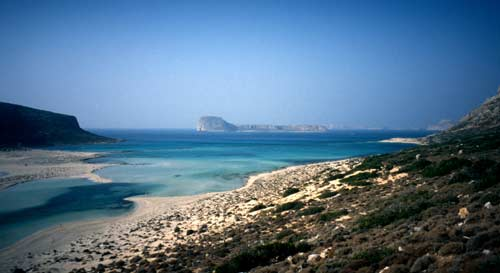 Crete: A Paradise in the North West