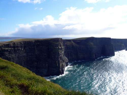 Irland: Cliffs of Moher