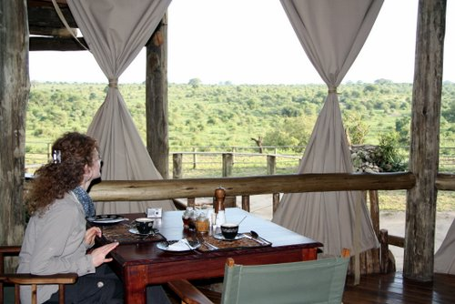 Tanasania - Tarangire Nationalpark - Tarangire River Camp